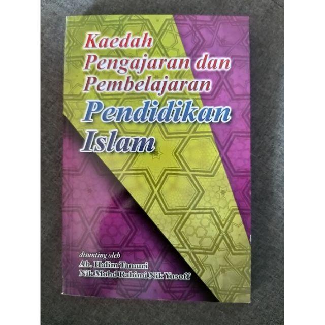 Kaedah Pengajaran Dan Pembelajaran Pendidikan Islam Shopee Malaysia