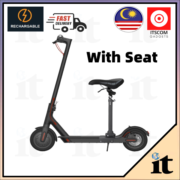 Electric Scooter Max 25-35KM 36V/10Ah Folding Electric Scooters | 2020 NEW MODEL Aka Mi Brand