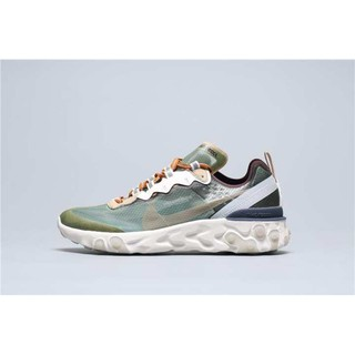 f6a464b9e4 original Nike Epic React Element 87 Men Running Shoes Sneakers ...