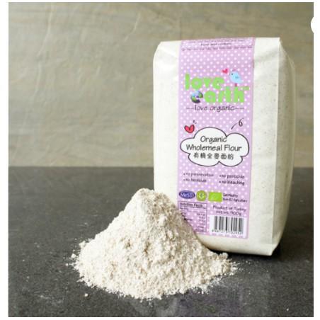 Organic Wholemeal Flour 900g HALAL