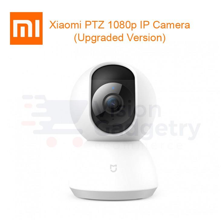 Xiaomi Mijia 360° Pan Tilt Zoom PTZ Night WiFi IP 1080P CCTV Camera  MJSXJ02CM