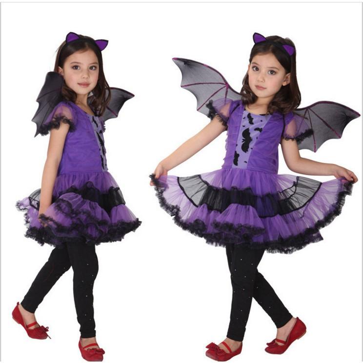 Vampire Devil Bat Wings Black Maxi Accessory For Superhero Fancy Dress