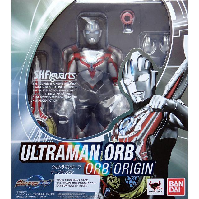 Ultra Hero 05 Ultraman Orb Trinity Shopee Malaysia