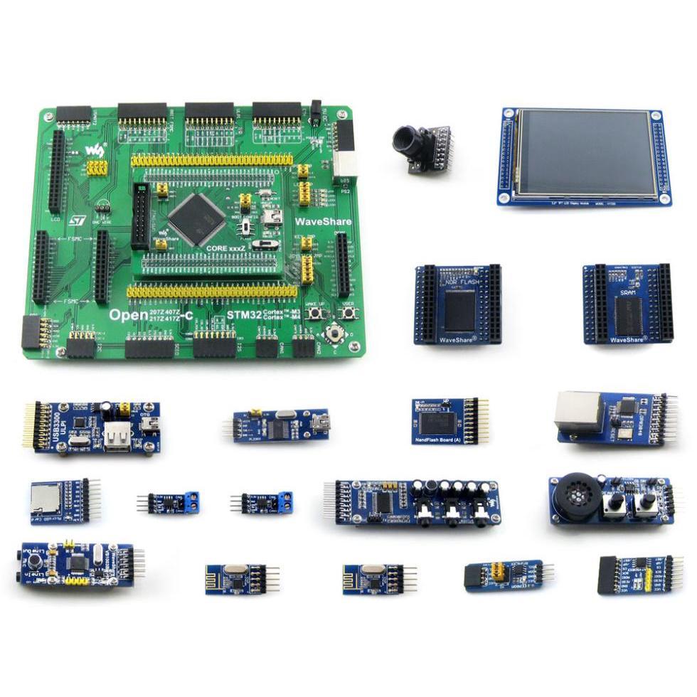 STM32 Board STM32F107VCT6 STM32F107 ARM Cortex-M3 STM32 Development