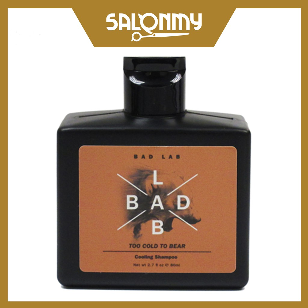 Bad Lab Cooling Shampoo