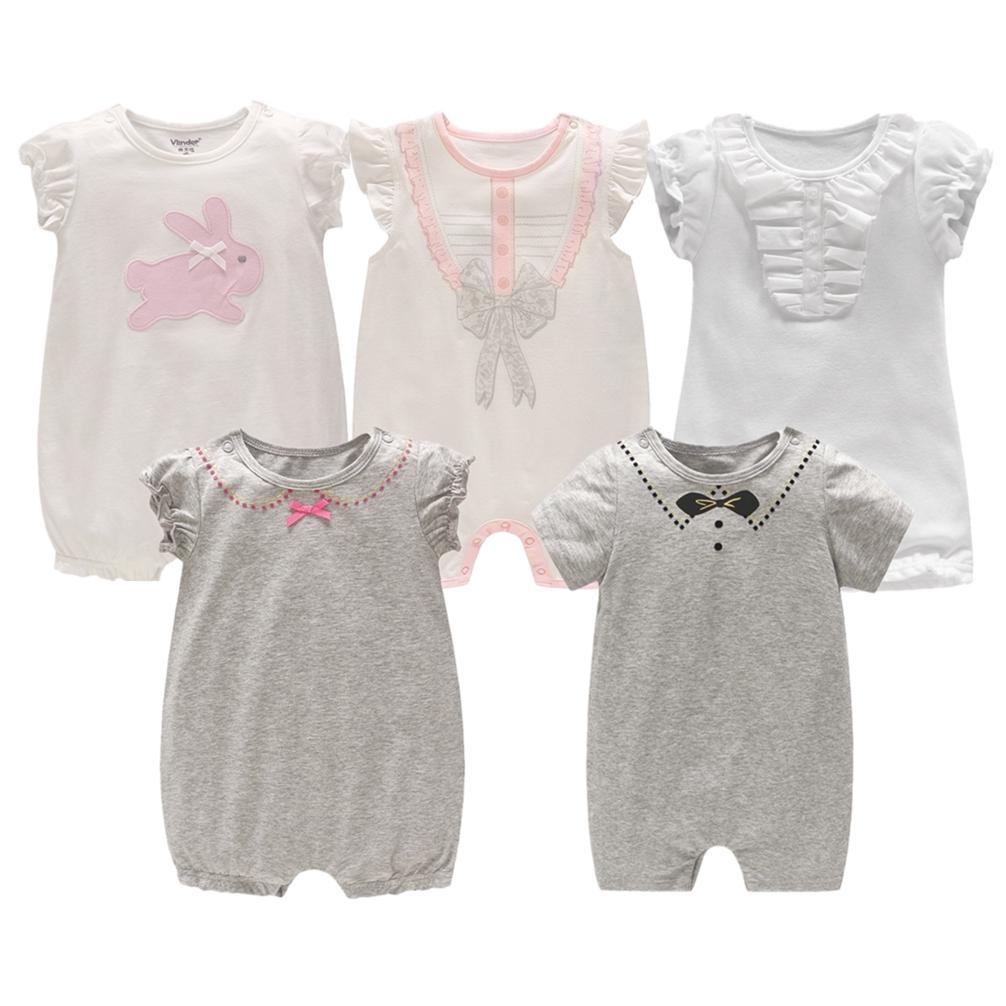 f3804884823ce Vlinder super soft cotton baby romper short sleeves original fashion design  baby clothing