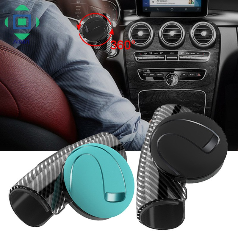 NEW HEAVY DUTY CAR STEERING WHEEL SPINNER HANDLE AUTO//TRACTOR SUICIDE POWER KNOB