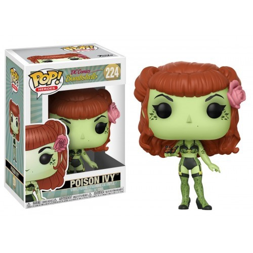 POISON IVY 10782 HEROES FUNKO POP IMPOPSTER