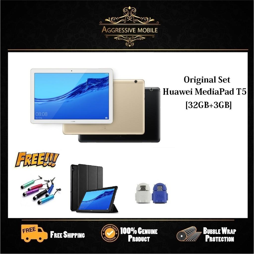 Huawei MediaPad T5 [32GB/3GB] Original MY Set
