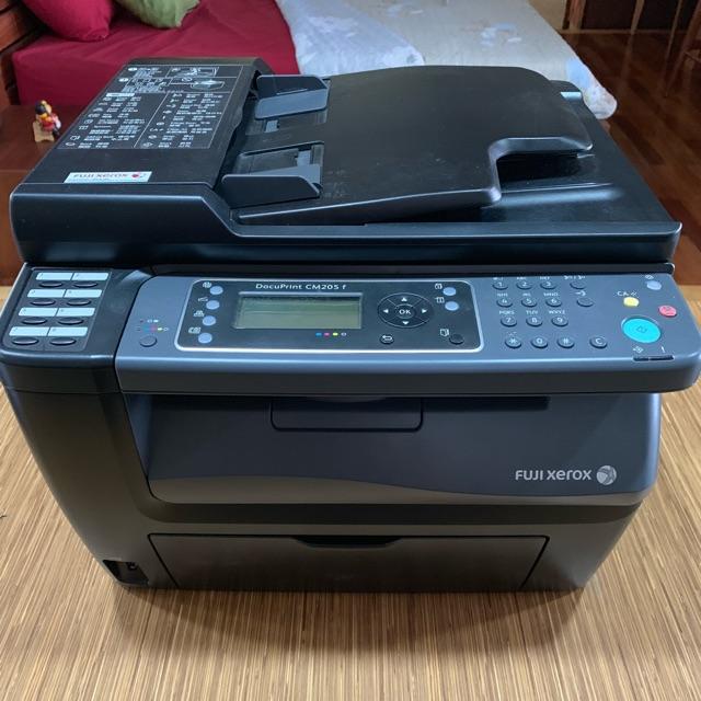 Faulty Fuji Xerox Printer