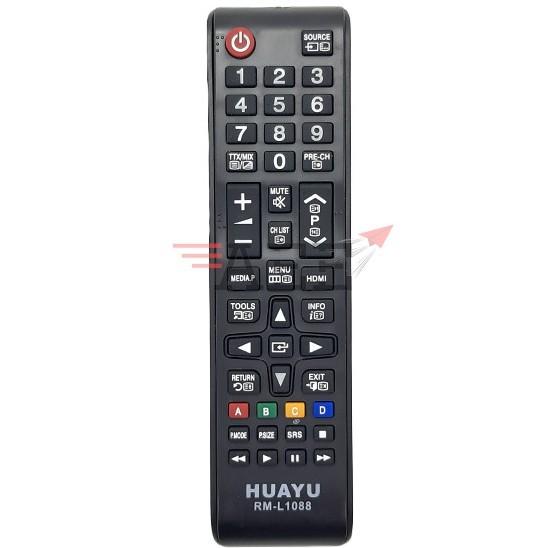 Huayu RM-L1088 Multi LCD TV Remote Control (Compatible: Samsung)