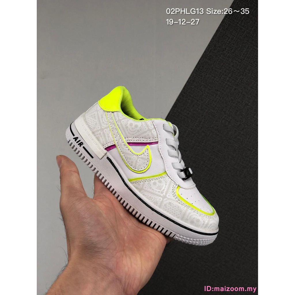 Spot Nike Air Force 1 Shadow Af1 Retro Leather 3m Reflective Low Top Kids Sports Shoes Children S Shoes Size 26 35 Shopee Malaysia Sneakers air force 1 shadow di nike. spot nike air force 1 shadow af1 retro leather 3m reflective low top kids sports shoes children s shoes size 26 35