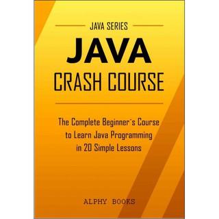 epub]Java: Java Crash Course - The Complete Beginner's