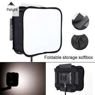 Studio Softbox Diffuser Foldable For YN300 YN600 Video Light