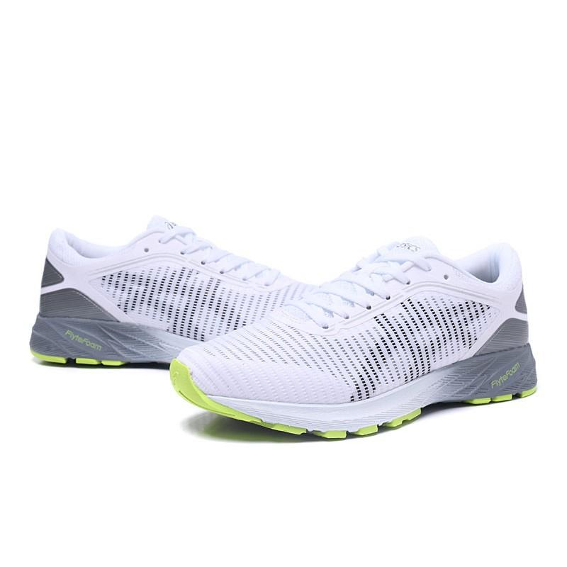 the best attitude ee64e d92e2 Original Asics DynaFlyte 2 Men's running shoes T7D0N-9001 sneakers  white-grey