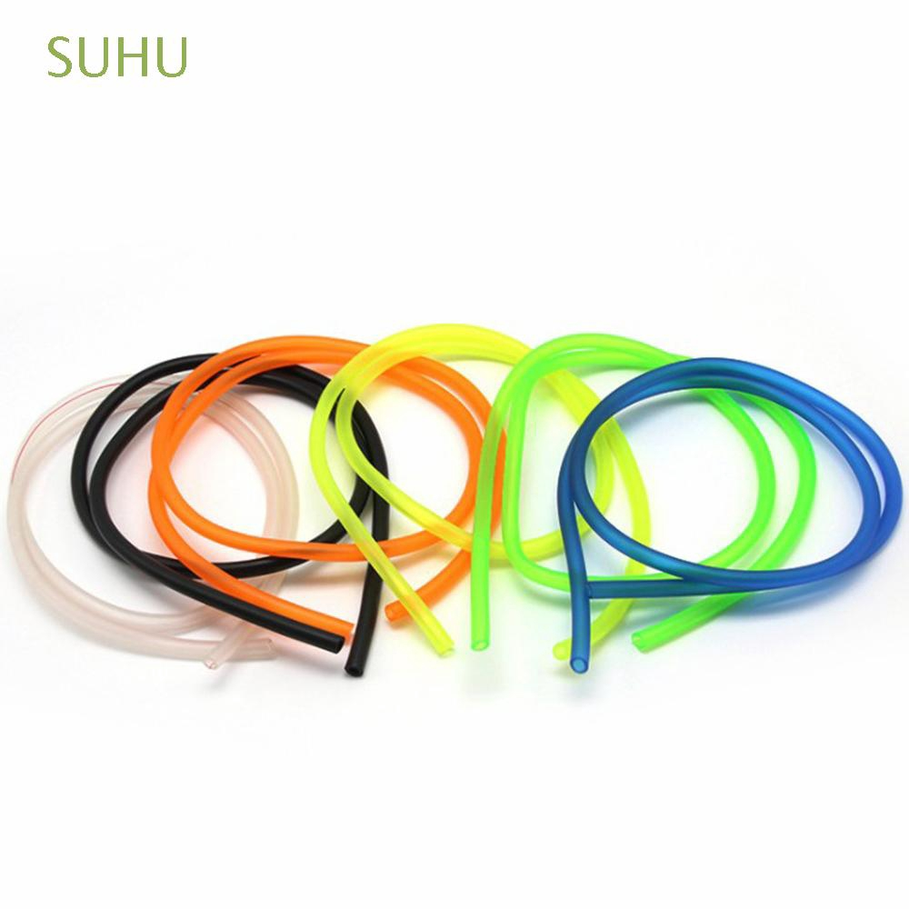 Soft Bike Parts Pipe Modified Motorcycle Gas Oil Hose Fuel Line Petrol Tube