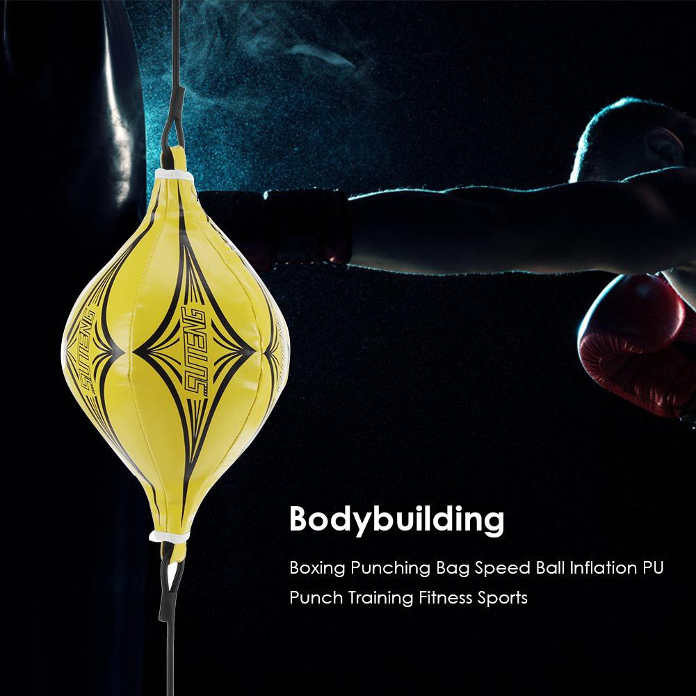 Sports & Entertainment Fitness Equipments 5kg Bulgarian Power Bag Pu Leather Mma Boxing Punching Bag Strength Exercise Sandbag Fitness Boxing Training Sand Bag Empty Crazy Price