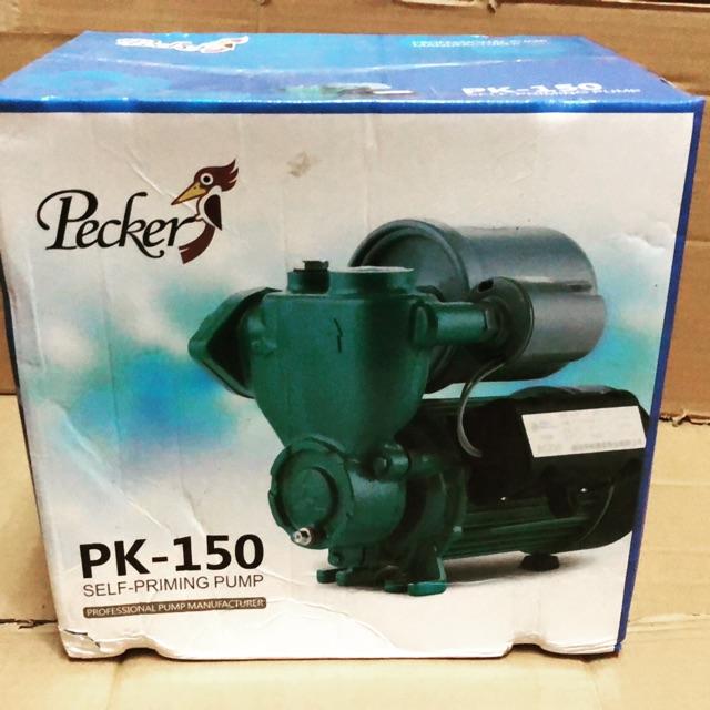 Pecker pump