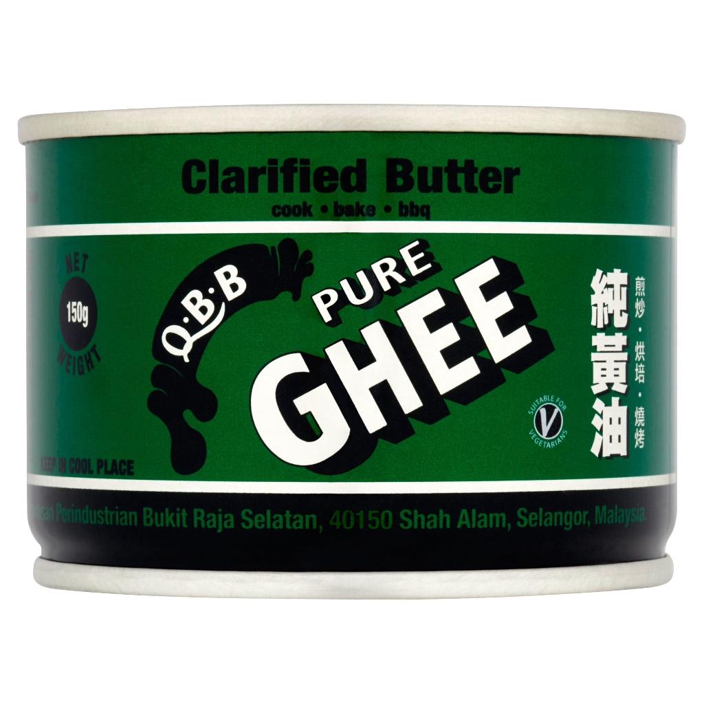 QBB Pure Ghee Clarified Butter 150g