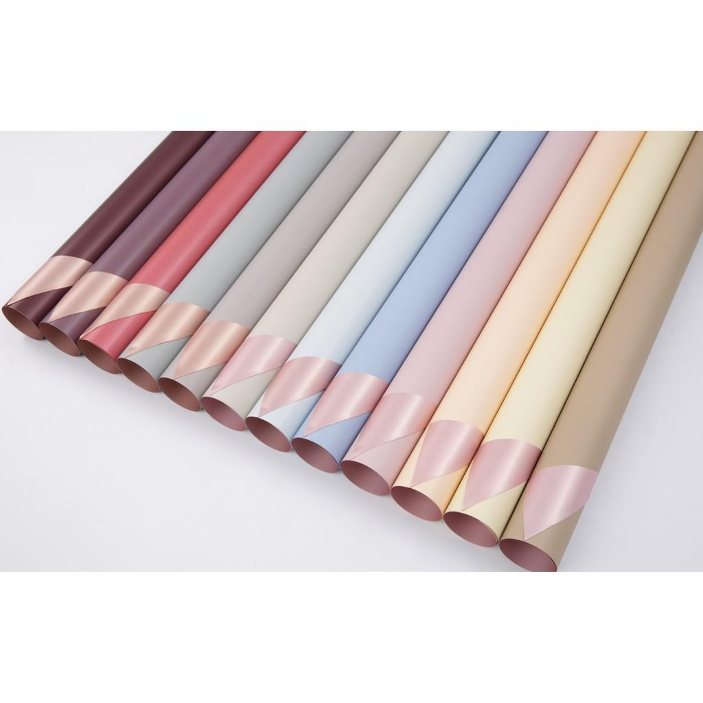 Wrapping Paper Double Colour (10PCS) (60 cm x 60 cm)