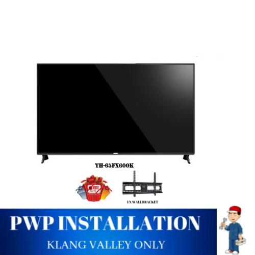 "Panasonic 65"" 4K Ultra HD Smart TV TH-65FX600K - Hexa Chroma Drive"
