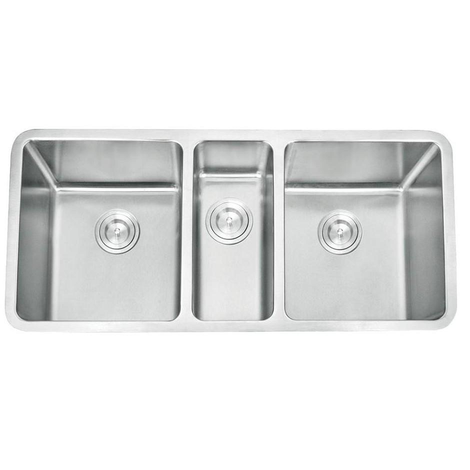 2 1/2 Bowl Stainless Steel Sink NKS-986