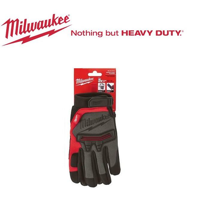 Milwaukee Demolition Work Gloves Size L (48-22-8732)