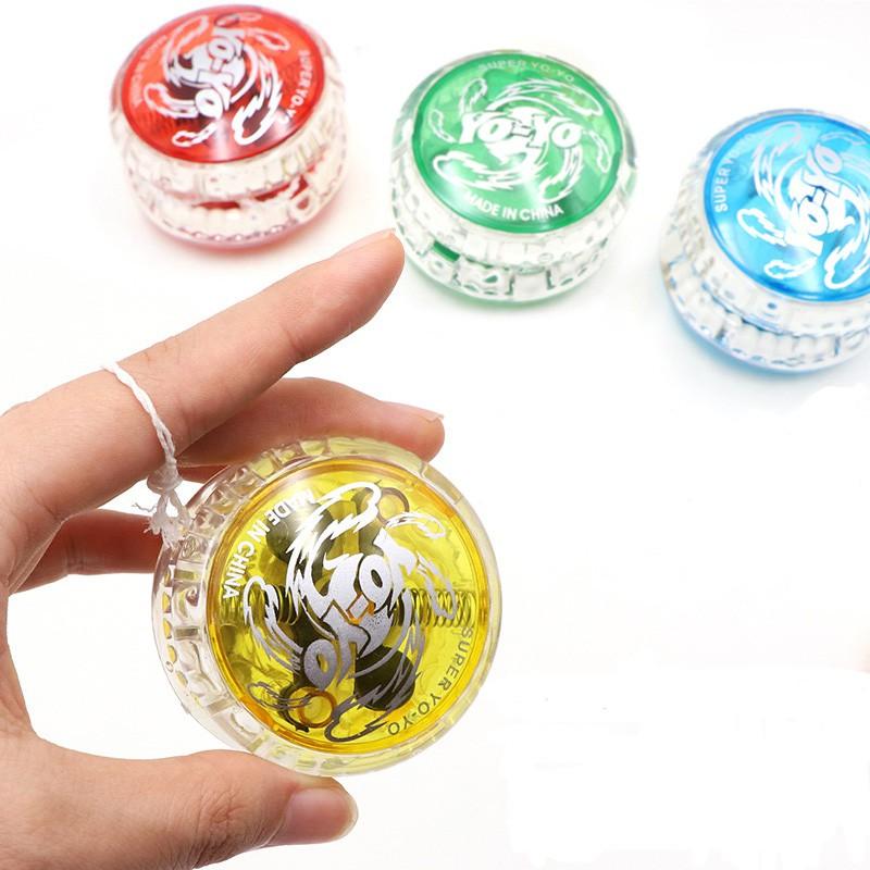 Aluminum Alloy Professional YOYO Ball Bearing String Trick Toys Kids Gift FK