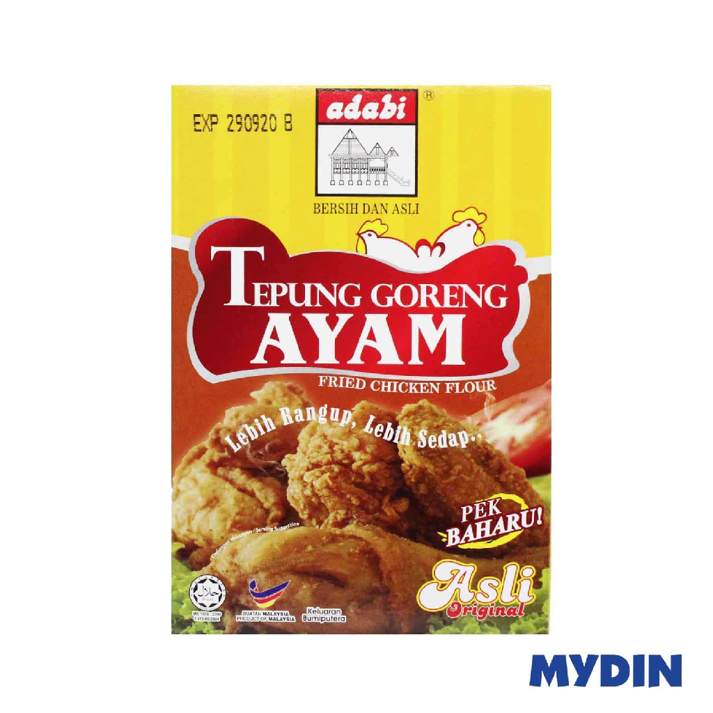 Adabi Fried Chicken Seasoning Flour (100g)