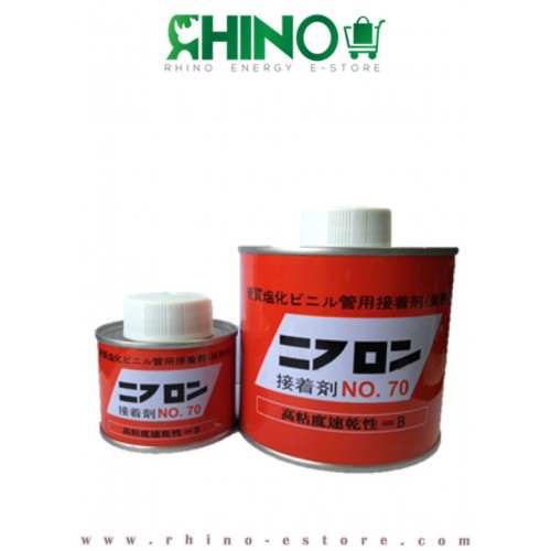 Japan PVC Solvent Cement Gum 100G