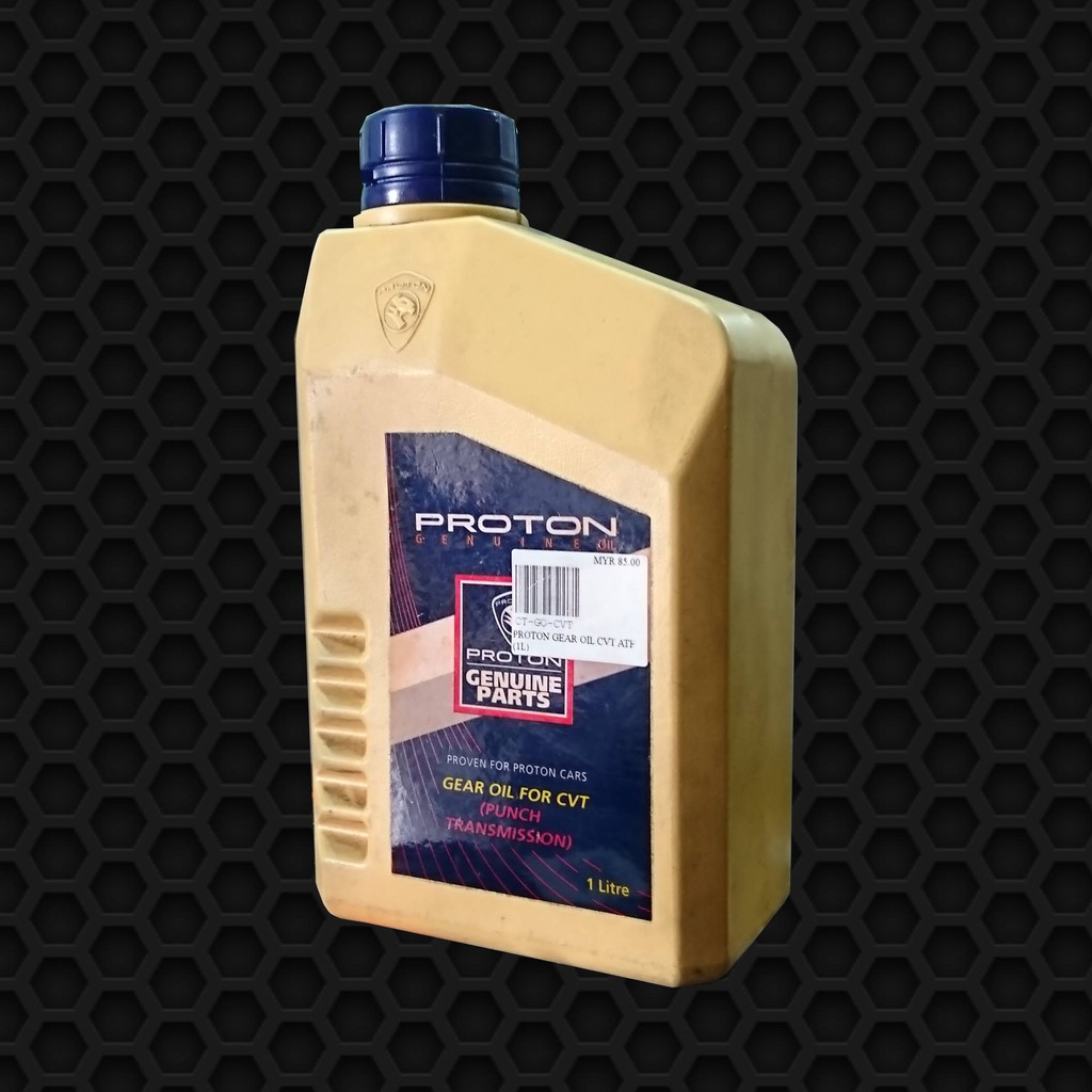 Proton Gear Oil For Cvt Punch Transmission 1 Litre Shopee Malaysia