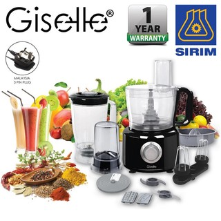 Giselle 4 8l Digital Air Fryer With Touch Control Timer