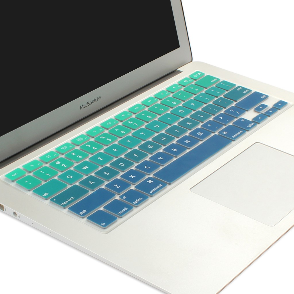 Keyboard Skin Cover Protector for Apple Mac /& MacBook Air Pro 13 15 17 Touch Bar
