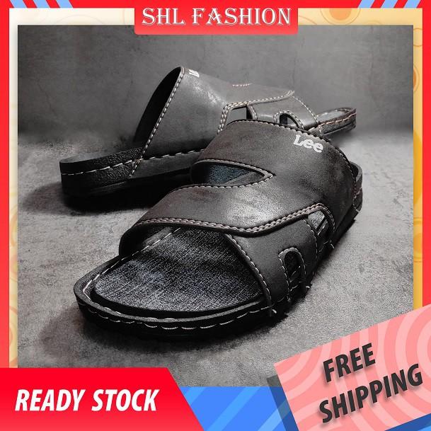 SHL Men Sewing Sandal Slippers Jarum Jahit Kasut Selipar Sandal Lelaki-139