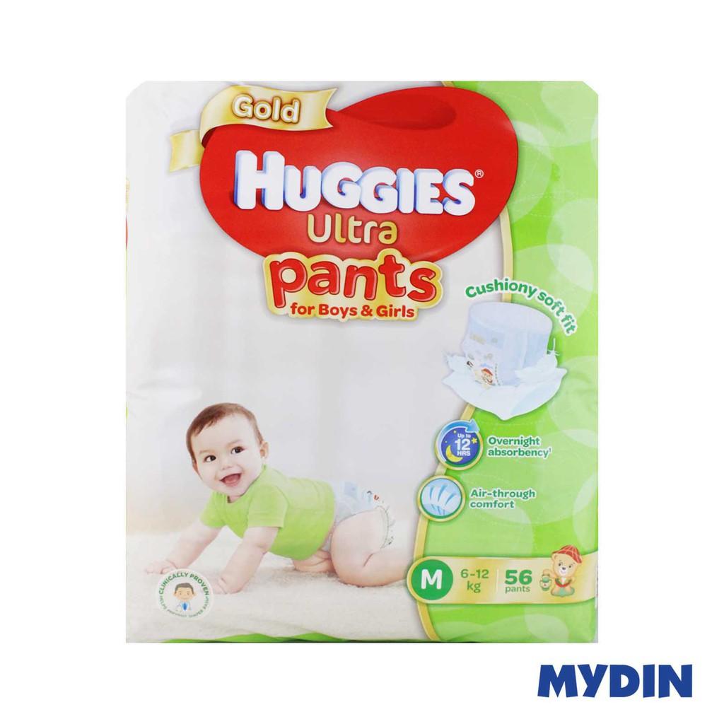 Huggies Ultra Pants for Boys & Girls M56