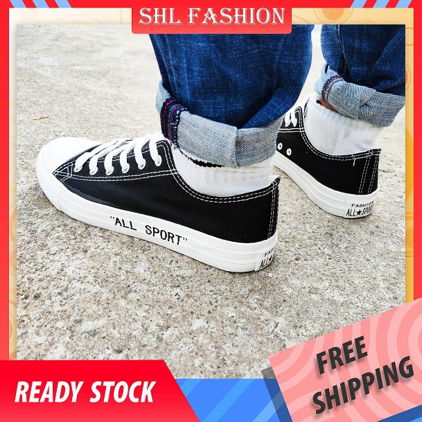 READY STOCK SHL MEN WOMEN MS02 Men Sport Shoes Breathable Sneakers Running Shoes