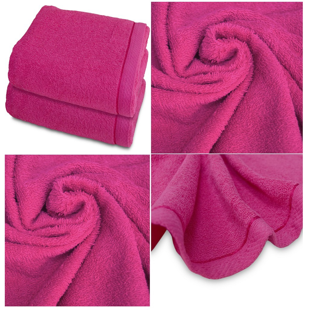 Essina Tobby 400G Soft Cotton Bath Towel 70cm x 140cm - 1 PIECE