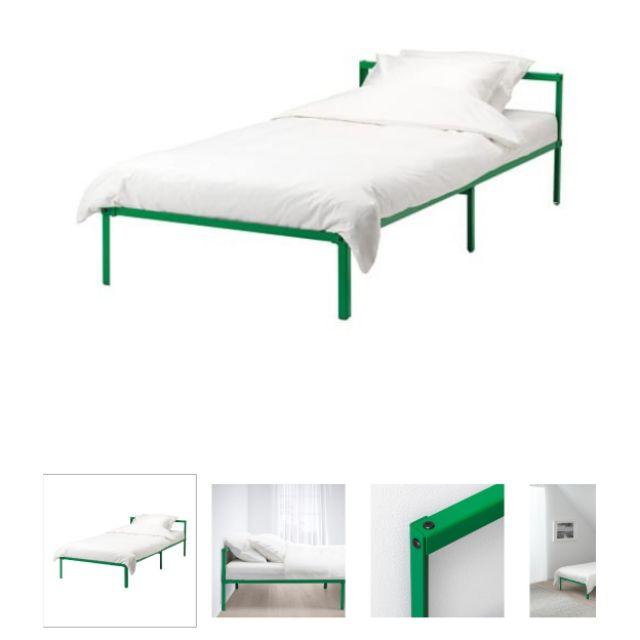 605b0d4ce876 IKEA GRIMSBU Bed frame