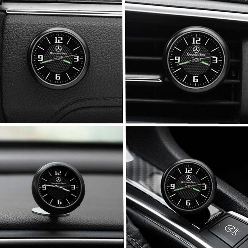 Car quartz clock Mazda Kia Hyundai Audi BMW Nissan Mercedes-Benz Lexus  toyota Jaguar