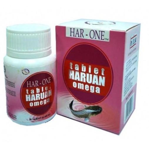 HAR-ONE TABLET HARUAN OMEGA 50 TABLET