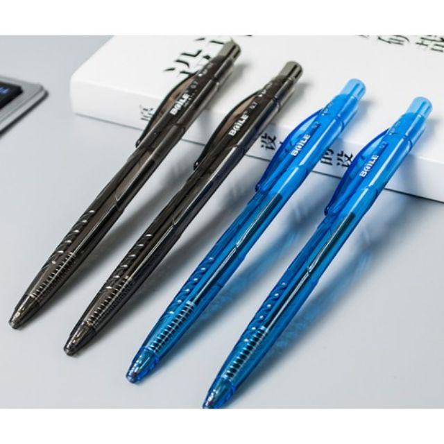 Baile Economy Low Cost Retractable Ball Pen 0.7mm 1 BOX