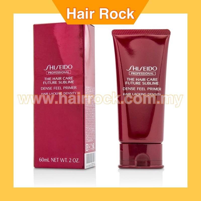 Shiseido The Hair Care Future Sublime Dense Feel Primer (Hair Lacking Density) 60g
