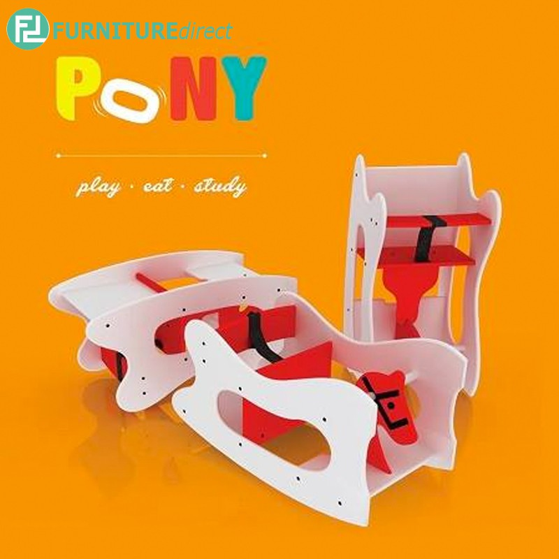 Furniture Direct PONY 3 in 1 multi functional high chair