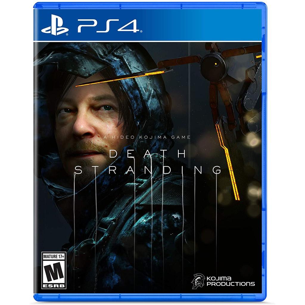 PS4 Death Stranding - PlayStation 4 (R3/ENG)
