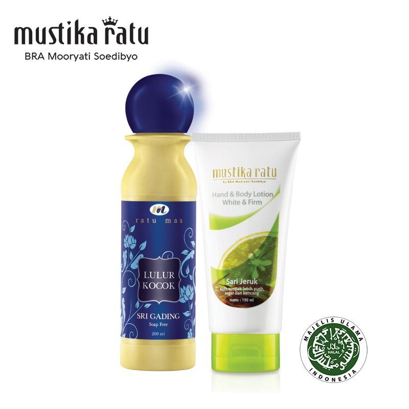 Mustika Ratu Allergy Body Skin Treatment