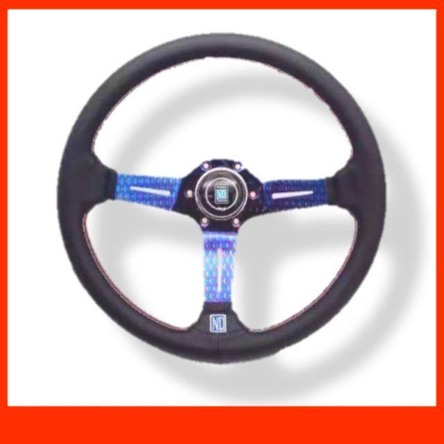 "Nardi Torino Steering Titanium 14"""