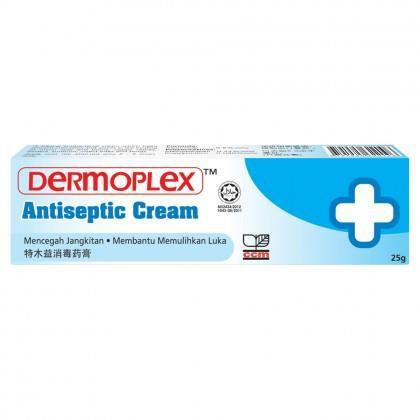 Dermoplex Antiseptic Cream 25g
