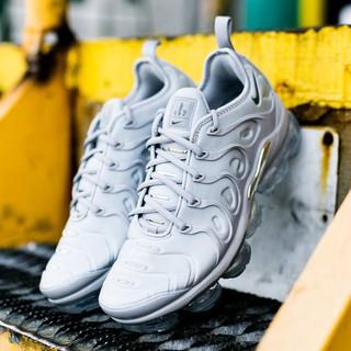 pretty nice 26f6a 75025 Mens Nike Air Vapormax Plus White Grey Cheap size 39-45 ...