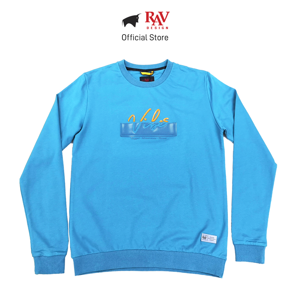 RAV DESIGN Cotton Blend Long Sleeve Sweater |RLRT3122200