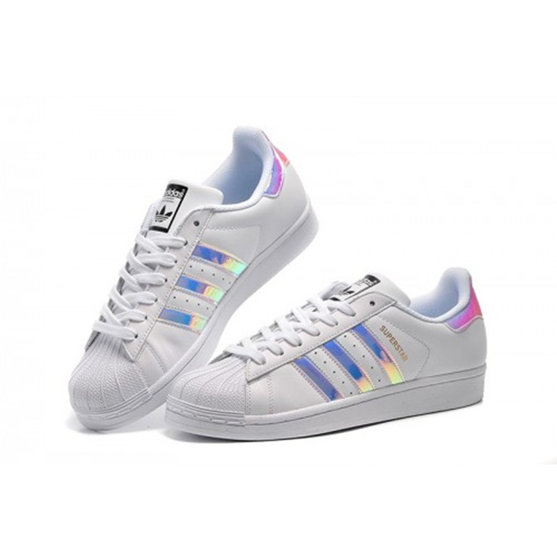 chaussures de séparation 2a5e7 b5a27 Size:35-39 Adidas Superstar Classic Sneakers For Women Causal Sport Shoes